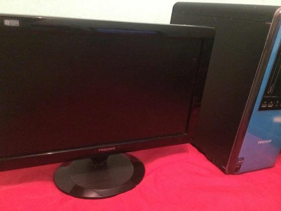 Pc+monitor 18,5