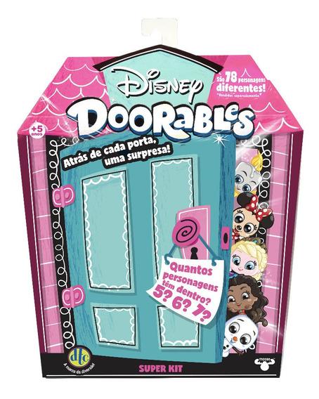 Doorables Disney Super Kit Surpresa Dtc Original
