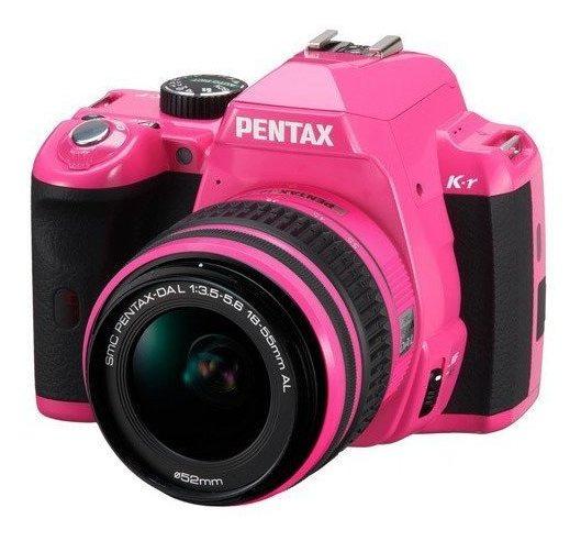 Camara Pentax K-r 12.4 Mp Digital Slr 3.0-inch Lcd Y 18 4862