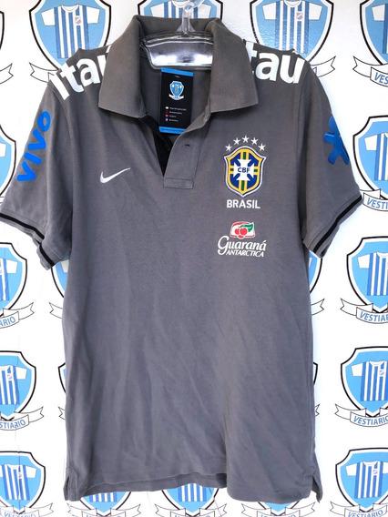 Brasil Seleção, 2019, Nike, P Exclusiva De Jogador Nova