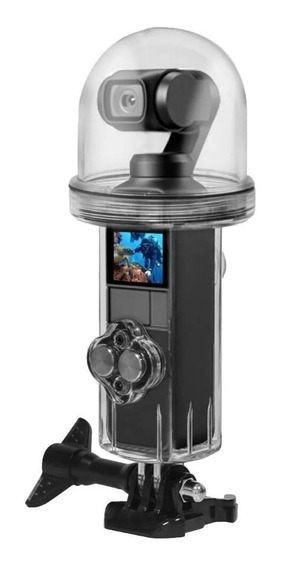 Caixa Estanque P/ Mergulho Case Waterproof Dji Osmo Pocket