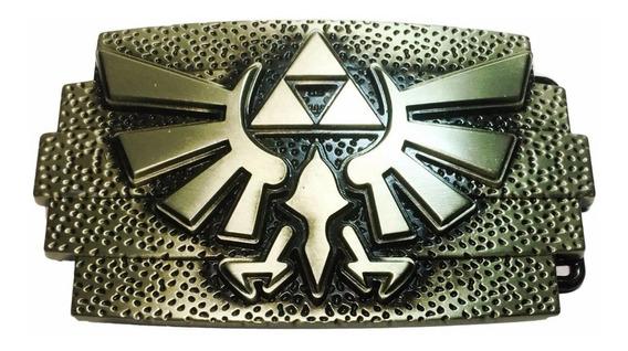 Hebilla De Cinturón De Trifuerza De Zelda Envío Gratis