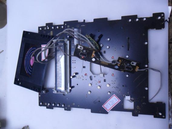 Sony Mhc-gtz2 Placa Painel Display Completo