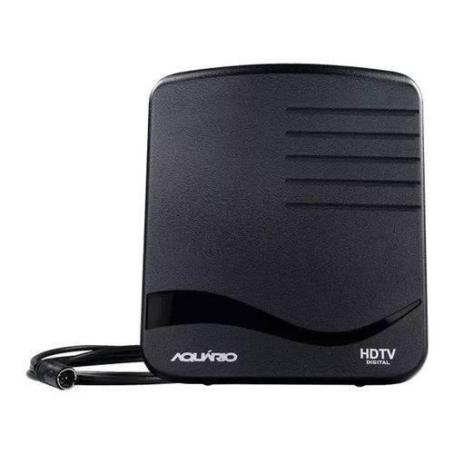 Antena Aquario Interna Para Tv Digital Uhf E Hdtv - Dtv-1000