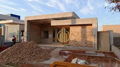 Imagem 1 de 12 de Casa Com 3 Dormitórios À Venda, 180 M² Por R$ 890.000,00 - Condomínio Vila Romana - Ribeirão Preto/sp - Ca1563