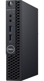 Computadora Dell Optiplex 3070 Micro, Intel Core I3, 4 Gb