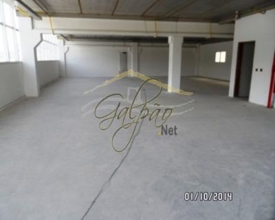 Galpão Industrial Para Locação, Jardim Alvorada, Jandira - Ga2552. - Ga2552
