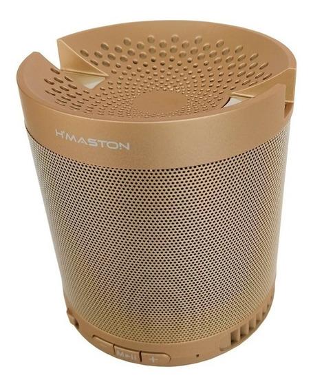 Caixa De Som Bluetooth Redonda H Maston Melhor Que Jbl Mondi