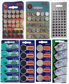 Kit Baterias Pilhas De Relógios Barato