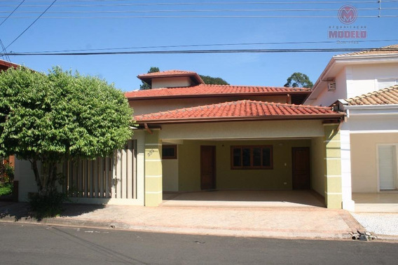 Casa Em Condomínio À Venda, Piracicamirim, Piracicaba. - Ca0979