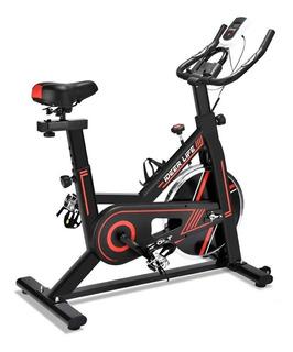 Bike De Spinning Ideer Life Semi Profissional | Promoção