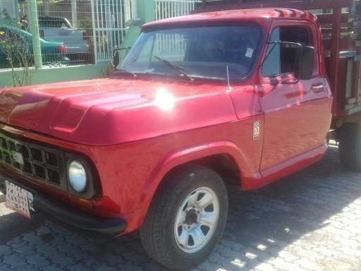 Chevrolet, 2 Portas Vermelho/aceito Troca Por S10