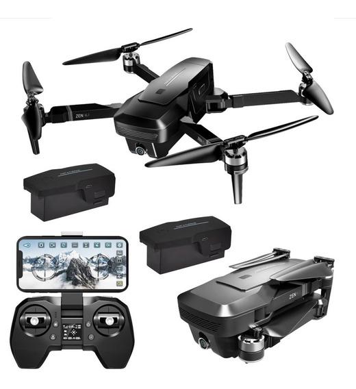Drone Visuo Zen K1 Câmera Wifi Ultra Hd 4k Mavic A. 500m
