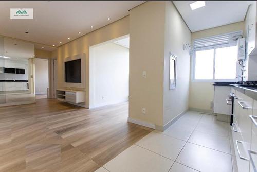 Apartamento À Venda 2 Dormitorios Forest Hills  Jundiaí/sp - Teffe-ap00269