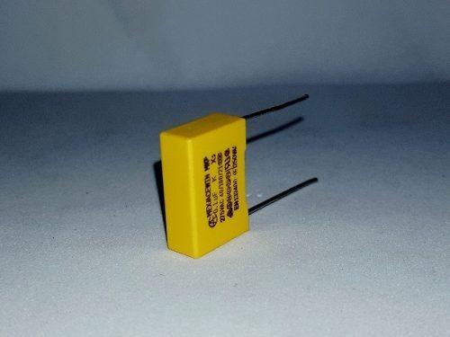 Capacitor Supressor X2 0,1uf 275vac ( Kit C/ 20 Unidades )