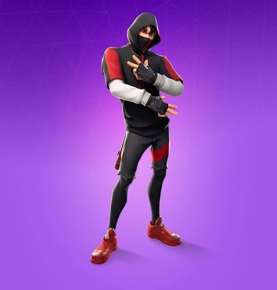 Skin Ikonik - Fortnite