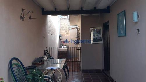 Casa Para Alugar, 60 M² Por R$ 850,00/mês - Jardim Monções - Londrina/pr - Ca1393