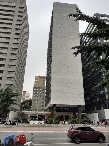 Cjto Comercial De 167m2 A Venda Na Av. Paulista Com Garagem