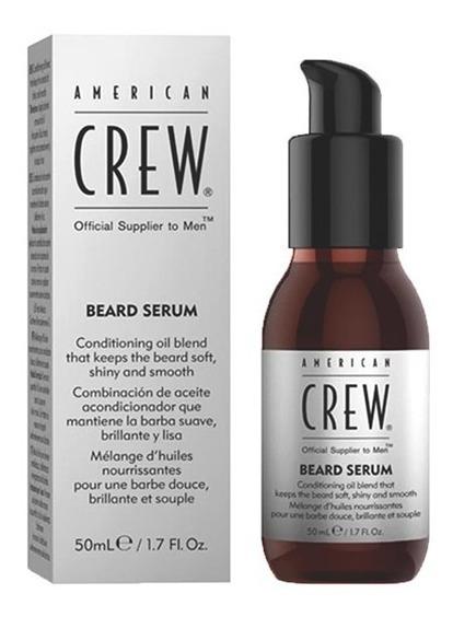 Aceite American Crew Beard Serum 50ml