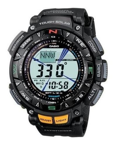 Reloj Casio Pathfinder Triple Sensor Pag240-1cr Solar