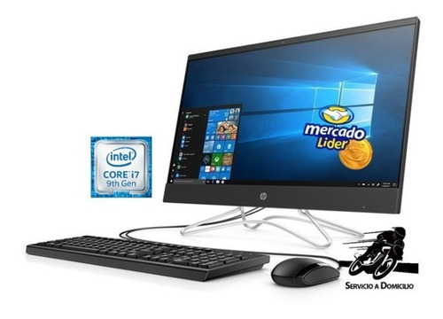 Computador Todo En Uno Hp I7 1000gb + 8gb Ram All In One Aio