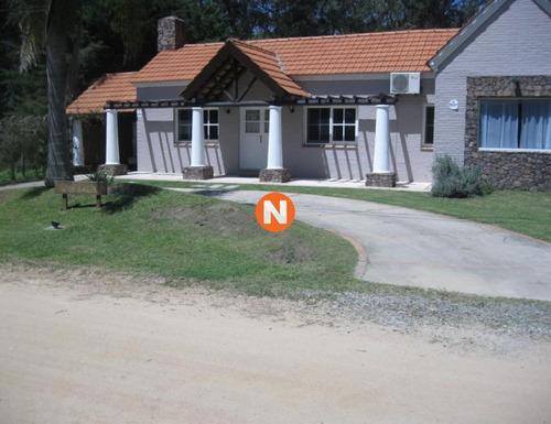 Hermosa Casa De 3 Dormitorios En R Del Indio- Ref: 213621