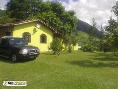 Chácara Rural À Venda, Zona Rural, Macaé. - Ch0004