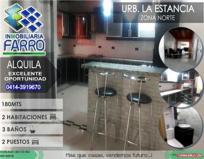 Alquiler De Casa En Tipuro Al01-0011st-ro