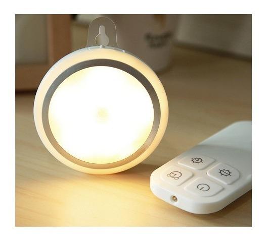Luz Led Smart Led Bateria Controle Remoto Closet Armário