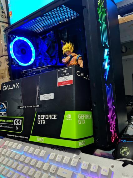 Pc Gamer 7 E 6 Geração +gtx 1650