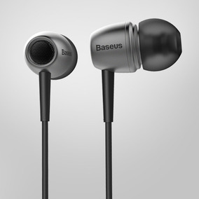 Baseus El-02 3,5 Milímetros Com Fios Fones De Ouvido In- Ore