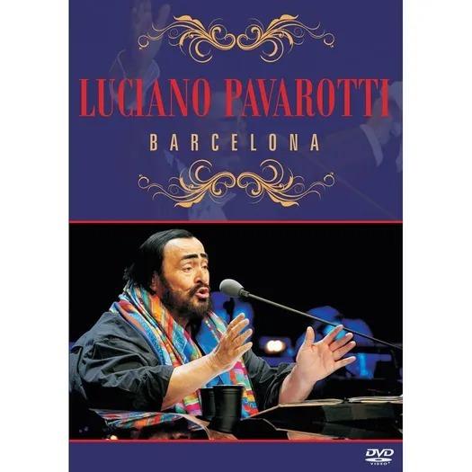 Luciano Pavarotti, Barcelona - Dvd