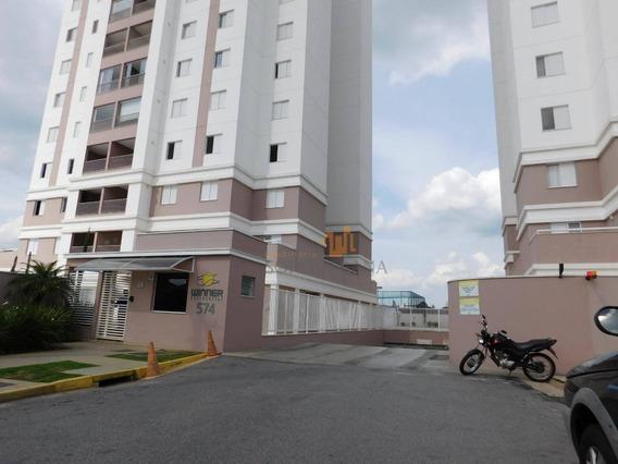Apartamento Com 3 Dormitórios À Venda, 92 M² Por R$ 487.000 - Condomínio Residencial Winner - Sorocaba/sp - Ap0020