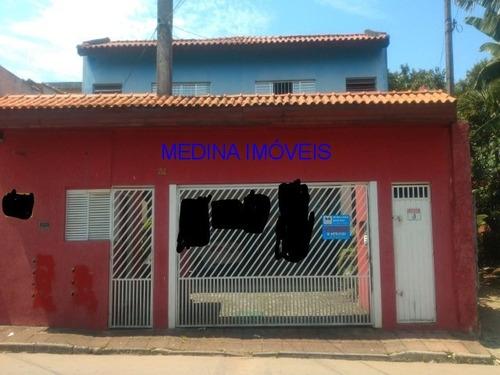 Imagem 1 de 30 de Casa À Venda No Jardim Vista Alegre, Em Ferraz De Vasconcelos! - Ca00352 - 69257046