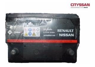 Batería Nissan Tiida 12 V 60 Amp. 520 Ca 450 Cca Original