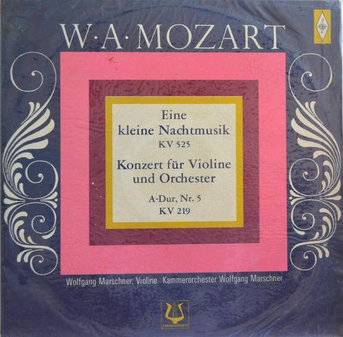 Lp Wolfgang Amadeus Mozart