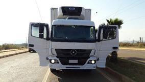 Mercedes-bens 2426 6x2 Ano 2014 Frigorífico Gancheira