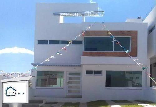 Casa En Punta Esmeralda, 3 Recámaras, Estudio, O 4ta Recámar