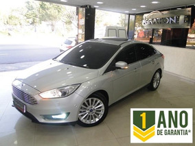 Ford Focus Sedan Titanium Plus 2.0