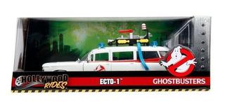 Ecto-1 Metals Die Cast Ghostbusters *envio Gratis*