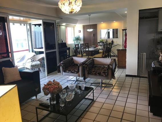 Apartamento Em Espinheiro, Recife/pe De 170m² 4 Quartos À Venda Por R$ 650.000,00 - Ap277346