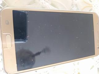 Samsung J7 Duos - Doble Sim - Impecable Color Dorado