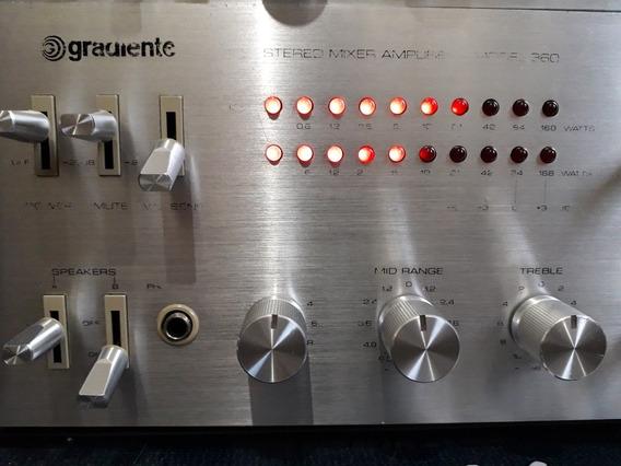 Gradiente Model 360 Amplificador
