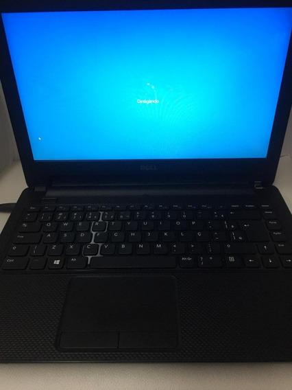 Notebook Dell Inspiron 3421 Core I3 4gb 500hd Leio O Anúncio