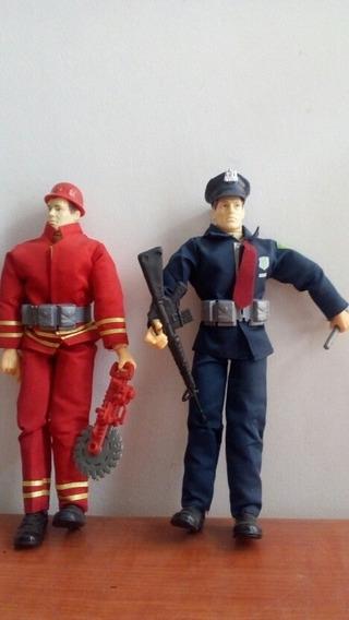 Muñecos Max Steel Articulables Con Luz