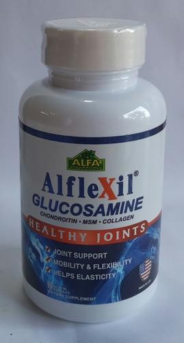 Libro Glucosamina Alflexil Alfa Spor 100% Original