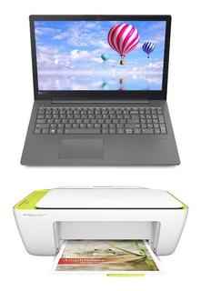 Notebook Lenovo V330 I3 6006u 4gb 1tb + Impresora Hp 2135