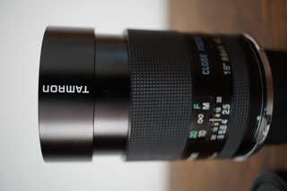 Tamron Adaptall Montura Nikon 135mm F2.5