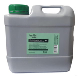 Combo X 3 Desinfectantes Alcohol 70% Liquido 5lt C/ Anmat
