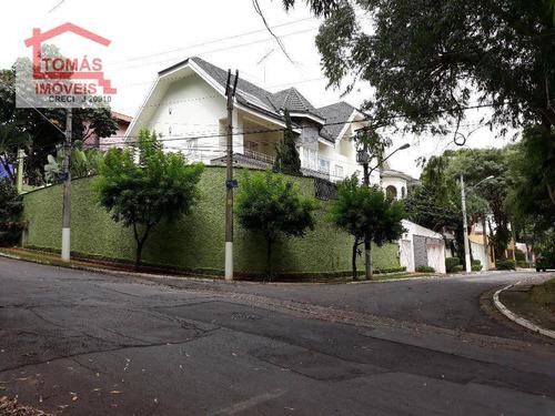 Imagem 1 de 30 de Sobrado Residencial À Venda, City América, São Paulo - So1523. - So1523